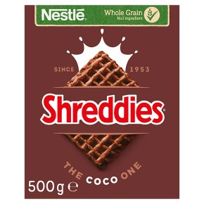 Coco Shreddies