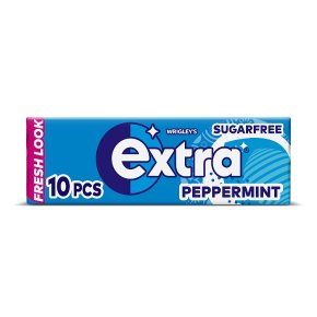 Wrigley's Extra Sugarfree - peppermint