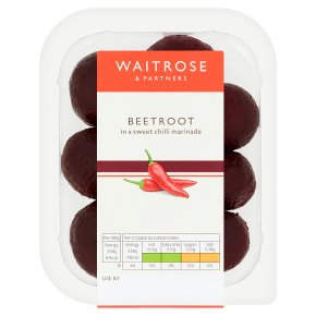 Waitrose sweetfire beetroot