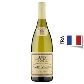 Macon Villages Chapelle les Loups French White Wine