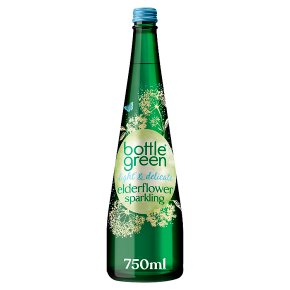 Bottlegreen sparkling elderflower