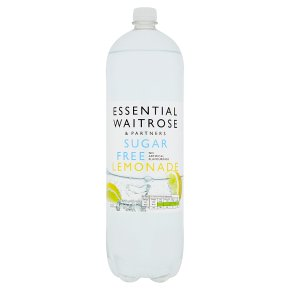 essential Waitrose sugar free lemonade