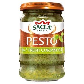 Sacla' fresh coriander pesto
