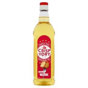 Crisp'n dry vegetable oil