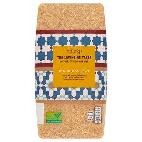 Waitrose LoveLife Bulgar Wheat