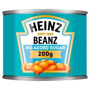 Heinz Baked Beanz no added sugar