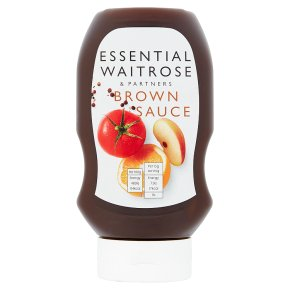 Essential Squeezy Brown Sauce
