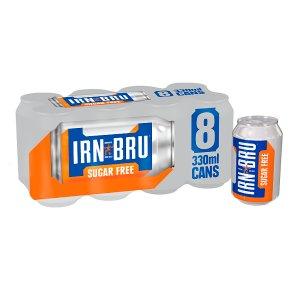 Irn-Bru diet