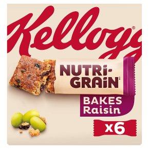 Kellogg's Nutri-Grain Raisin