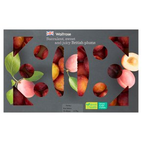 British Boxed Plums