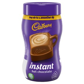 Cadbury Instant Hot Chocolate