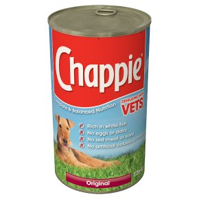 CHAPPIE Dog Tin Original 1.26kg