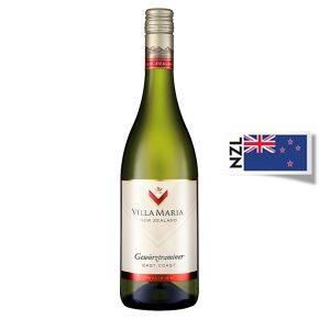 Villa Maria Private Bin, Gewürztraminer, New Zealand, White Wine