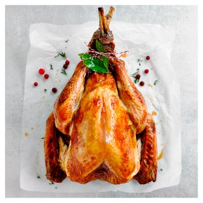 Free Range Bronze Feathered Turkey (with giblets)