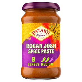 Patak's rogan josh paste