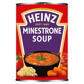 Heinz Classic minestrone soup