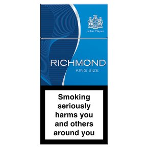 Richmond king size cigarettes