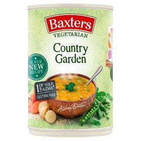 Baxters Vegetarian country garden soup