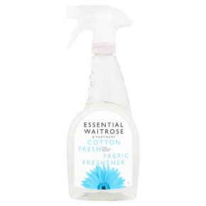essential Waitrose fabric freshener