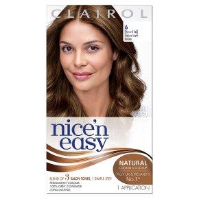 Nice n Easy Natural Light Brown 116 Hair Colour