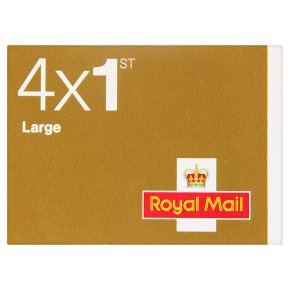 1st Class Stamps - Large