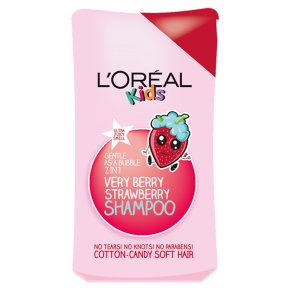 L'Oréal kids berry strawberry shampoo