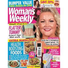 Womans Weekly magazine