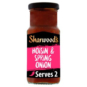 Sharwoods hoi-sin stir-fry sauce