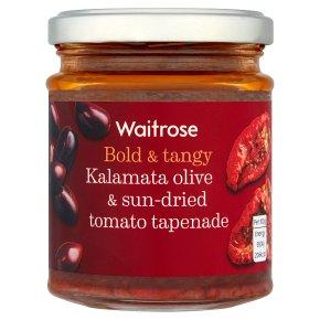 Waitrose tomato & olive tapenade