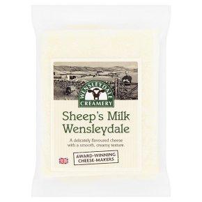 Hawes Wensleydale sheeps milk