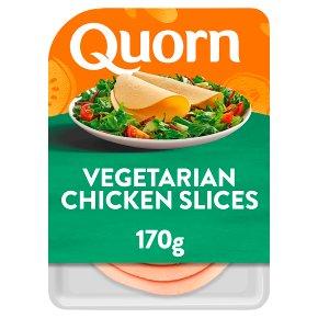 Quorn chicken style slices