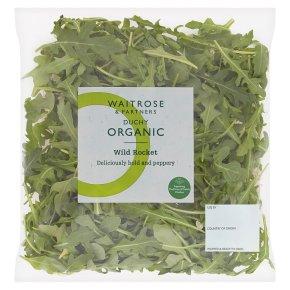 Waitrose Duchy Organic wild rocket