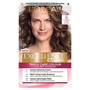 L'Oréal excellence natural light brown