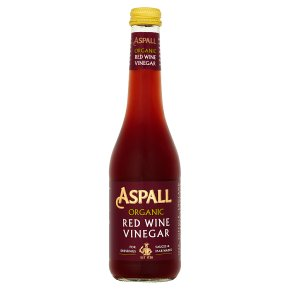 Aspall organic vinegar red wine