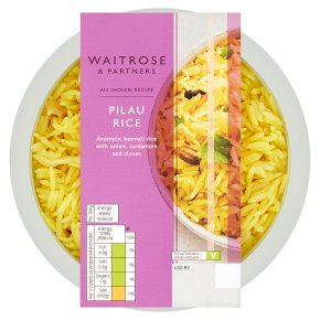 waitrose pilau rice waitrose partners