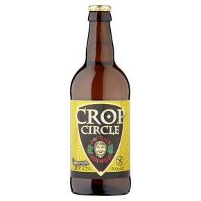 Hopback crop circle beer