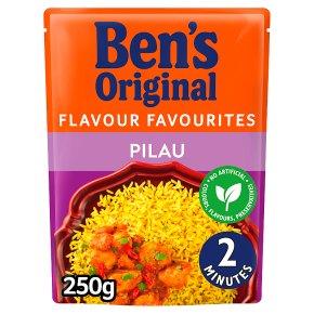 Uncle Ben's classic pilau rice
