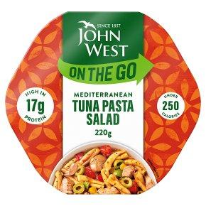 John West tuna Light Lunch Mediterranean