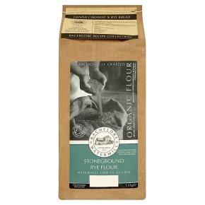 Bacheldre Stoneground Rye Flour