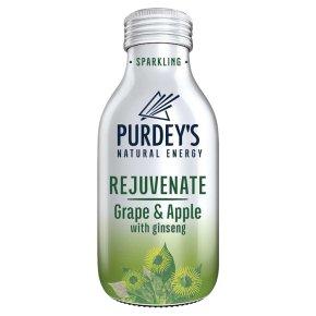 Purdey's silver fruit drink