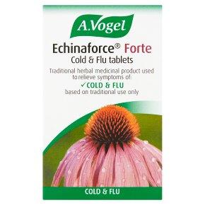 A.Vogel, forte cold & flu tablets