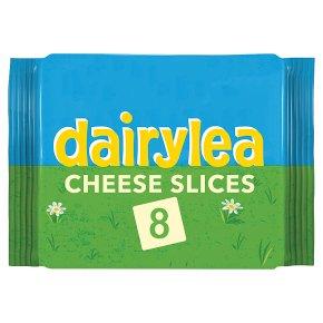 Dairylea 8 cheese slices