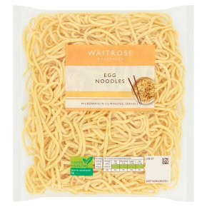 Waitrose Egg Noodles