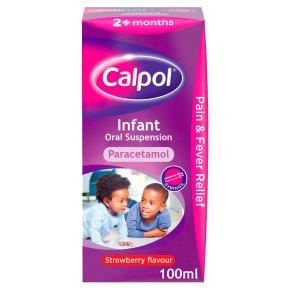 Calpol infant: strawberry
