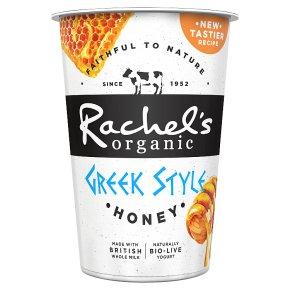 Rachel's Greek Style Honey Yogurt