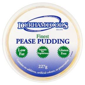 Durham Foods finest pease pudding