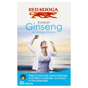 Red Kooga Korean Ginseng