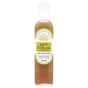 The French Dressing Company No.9 French dressing