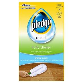 Pledge dusters