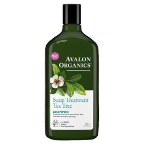 Avalon Organic shampoo tea tree